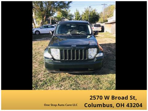 2011 Jeep Liberty for sale in Columbus, OH