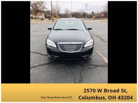 2011 Chrysler 200 for sale in Columbus, OH