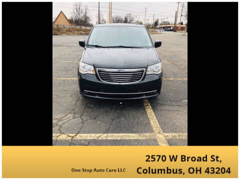 2012 Chrysler Town and Country for sale in Columbus, OH