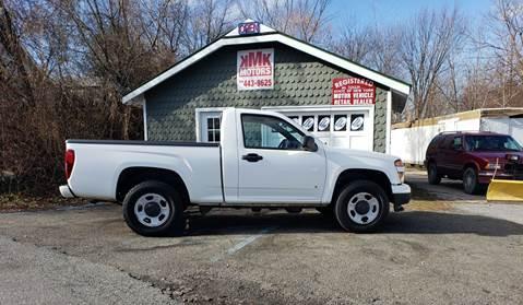 2009 Chevrolet Colorado for sale at KMK Motors in Latham NY
