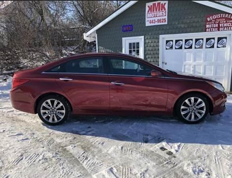 2011 Hyundai Sonata for sale at KMK Motors in Latham NY