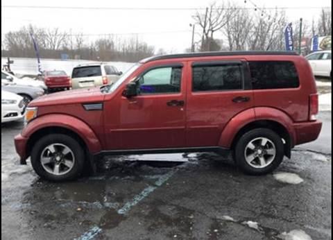 2008 Dodge Nitro for sale at KMK Motors in Latham NY