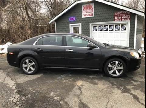 2012 Chevrolet Malibu for sale at KMK Motors in Latham NY
