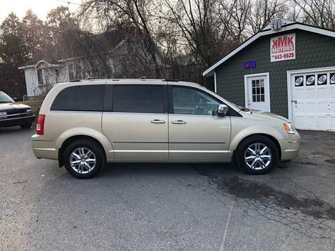 2010 Chrysler Town and Country for sale at KMK Motors in Latham NY