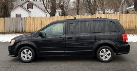 2012 Dodge Grand Caravan SXT for sale at KMK Motors in Latham NY
