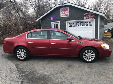 2009 Buick Lucerne for sale at KMK Motors in Latham NY