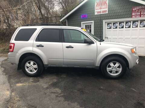 2009 Ford Escape for sale at KMK Motors in Latham NY