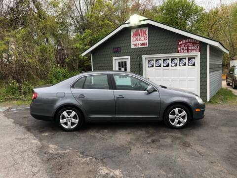2009 Volkswagen Jetta for sale at KMK Motors in Latham NY