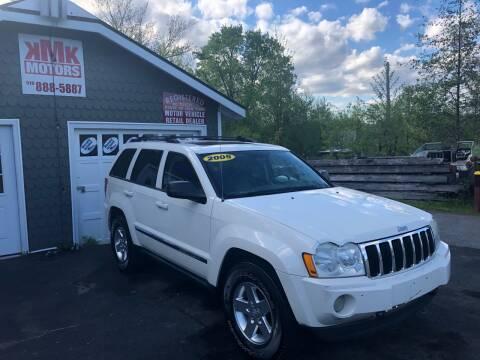 2005 Jeep Grand Cherokee for sale at KMK Motors in Latham NY