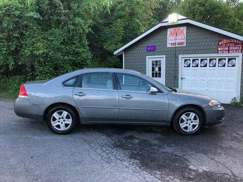 2007 Chevrolet Impala for sale at KMK Motors in Latham NY