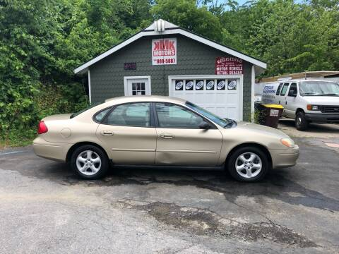 2001 Ford Taurus for sale at KMK Motors in Latham NY