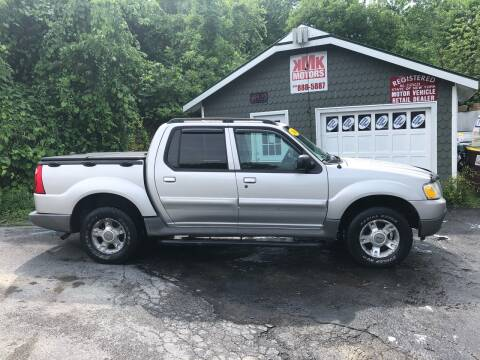 2003 Ford Explorer Sport Trac for sale at KMK Motors in Latham NY