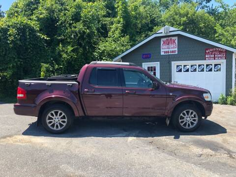 2007 Ford Explorer Sport Trac for sale at KMK Motors in Latham NY