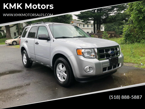 2012 Ford Escape for sale at KMK Motors in Latham NY