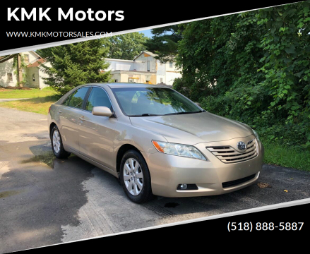 2007 Toyota Camry for sale at KMK Motors in Latham NY