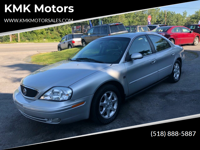2002 Mercury Sable for sale at KMK Motors in Latham NY