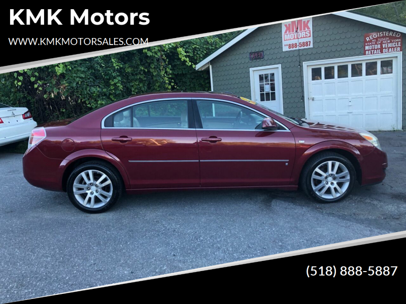 2007 Saturn Aura for sale at KMK Motors in Latham NY