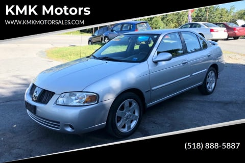 2006 Nissan Sentra for sale at KMK Motors in Latham NY