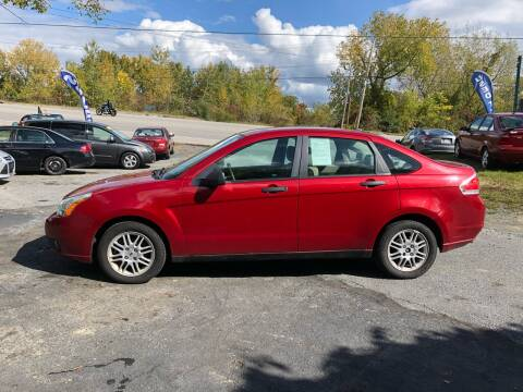 2010 Ford Focus for sale at KMK Motors in Latham NY