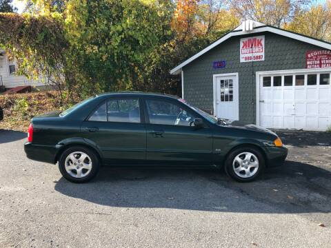 1999 Mazda Protege for sale at KMK Motors in Latham NY