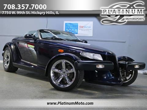 2001 Chrysler Prowler for sale in Hickory Hills, IL