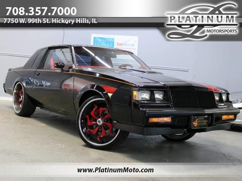 1986 Buick Regal for sale in Hickory Hills, IL