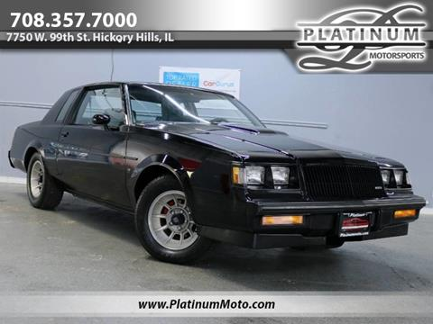 1987 Buick Regal for sale in Hickory Hills, IL