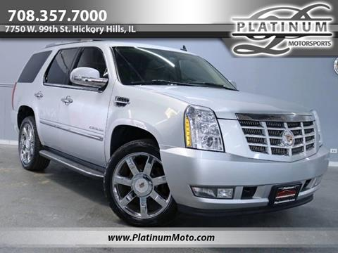2013 Cadillac Escalade For Sale >> 2013 Cadillac Escalade For Sale In Hickory Hills Il