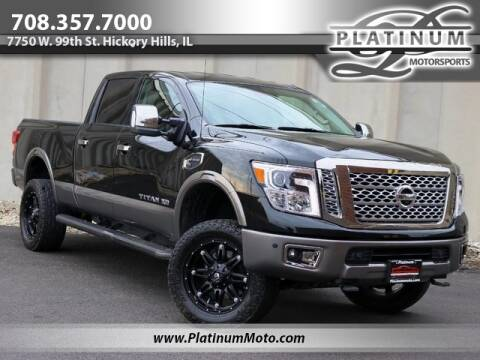 2017 Nissan Titan XD for sale in Hickory Hills, IL