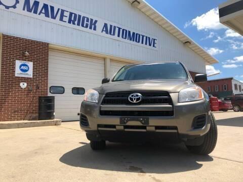 2011 Toyota RAV4 for sale at Maverick Automotive in Arlington MN