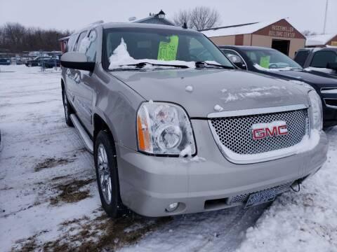 2008 GMC Yukon XL Denali for sale at Maverick Automotive in Arlington MN