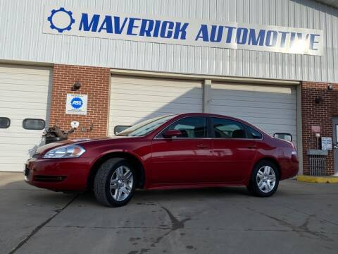 2014 Chevrolet Impala Limited LT Fleet for sale at Maverick Automotive in Arlington MN