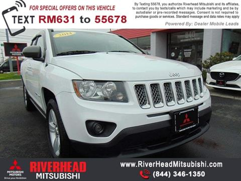2014 Jeep Compass for sale in Riverhead, NY