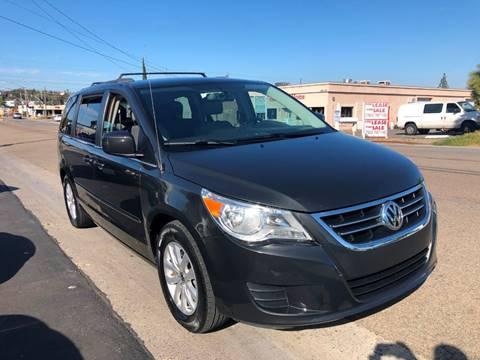 2012 Volkswagen Routan for sale in Escondido, CA
