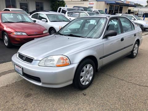 1998 Honda Civic for sale in Escondido, CA