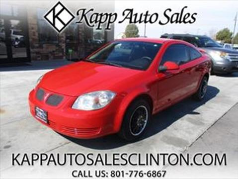 2008 Pontiac G5 for sale in Clinton, UT