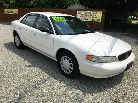 2005 Buick Century for sale in Pershing, IN