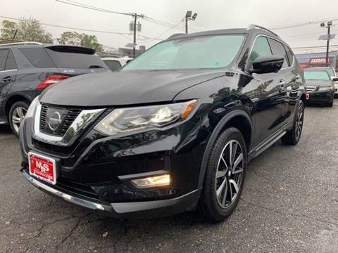 2017 Nissan Rogue for sale in Paterson, NJ