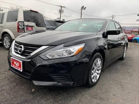 2016 Nissan Altima for sale in Paterson, NJ