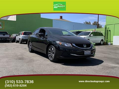 2014 Honda Civic for sale in Long Beach, CA