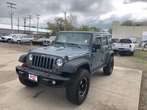 2013 Jeep Wrangler Unlimited for sale in Elkhart, IN