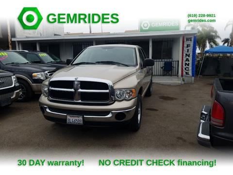 2004 Dodge Ram Pickup 1500 for sale in San Diego, CA