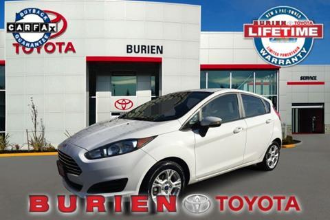 2015 Ford Fiesta for sale in Burien, WA