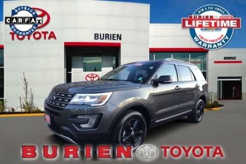 2017 Ford Explorer for sale in Burien, WA