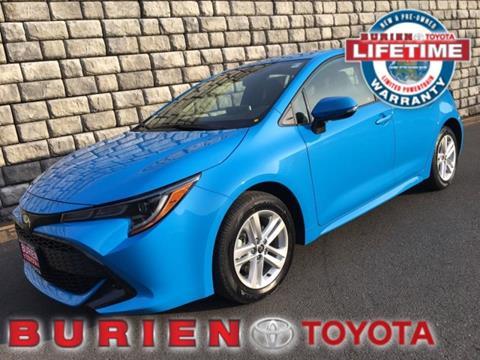 2020 Toyota Corolla Hatchback for sale in Burien, WA