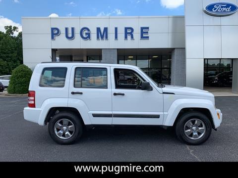 2012 Jeep Liberty for sale in Carrollton, GA