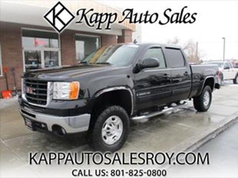 2009 GMC Sierra 2500HD for sale in Roy, UT