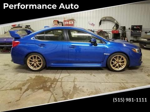 Used Subaru Wrx For Sale >> Used Subaru Wrx For Sale In Iowa Carsforsale Com