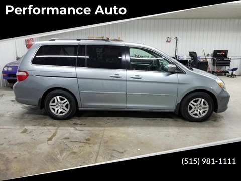 2006 Honda Odyssey for sale in Norwalk, IA