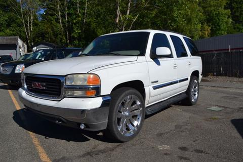 2001 GMC Yukon for sale in Lynnwood, WA